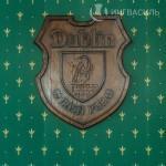 Индивидуальные логотипы, гербы, знаки из дерева