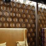 Дизайн решение для стены в vip зоне ресторана