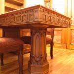 Письменный стол. Опора