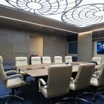 Вид в переговорной комнате