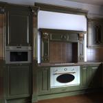 Диазйн кухни. 3D визуализация